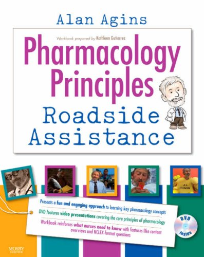 Pharmacology Principles Roadside Assistance  2007 (Workbook) edition cover