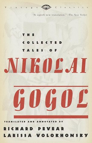 Collected Tales of Nikolai Gogol   2000 edition cover