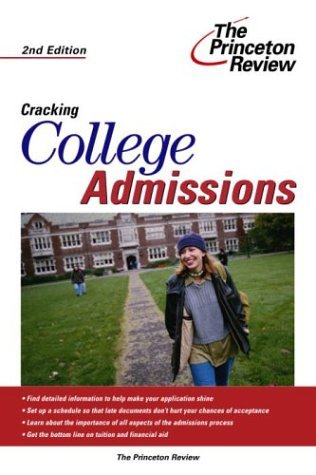 Cracking College Admissions  2nd edition cover