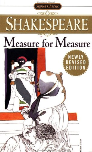 Measure for Measure With a New and Updated Critical Essay and a Revised Bibliography 2nd (Revised) edition cover