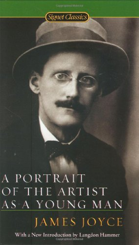 Portrait of the Artist as a Young Man   2006 edition cover