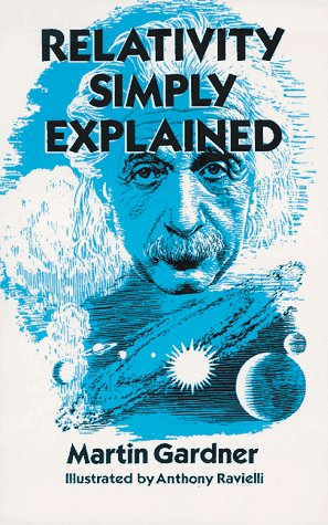 Relativity Simply Explained   1997 (Unabridged) edition cover