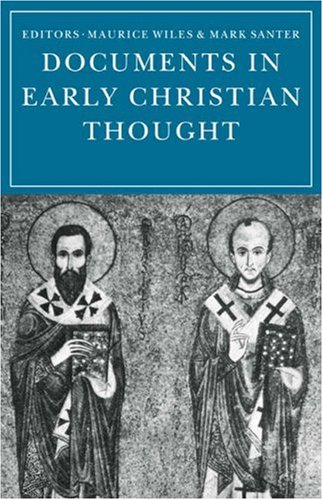 Documents in Early Christian Thought   1975 edition cover