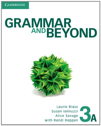 Grammar and Beyond Level 3 Student's Book A   2012 (Student Manual, Study Guide, etc.) edition cover