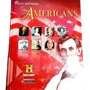 Americans   2010 (Student Manual, Study Guide, etc.) 9780547491158 Front Cover