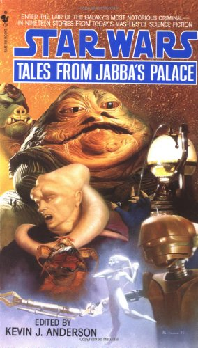 Tales from Jabba's Palace: Star Wars Legends   1995 9780553568158 Front Cover