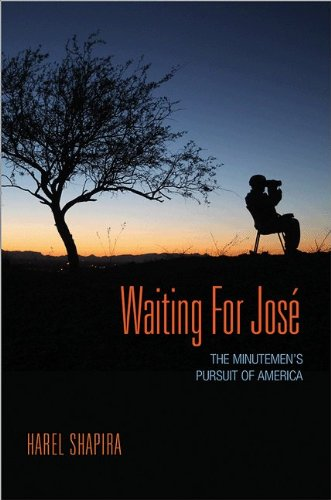 Waiting for Jos� The Minutemen's Pursuit of America  2013 edition cover