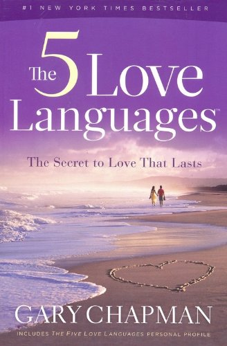5 Love Languages The Secret to Love That Lasts  1995 edition cover