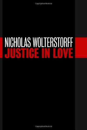 Justice in Love   2011 edition cover