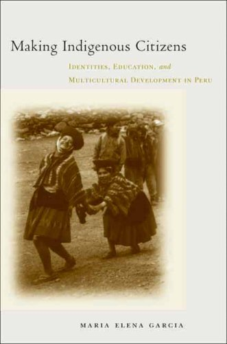 Making Indigenous Citizens Identities, Education, and Multicultural Development in Peru  2005 edition cover