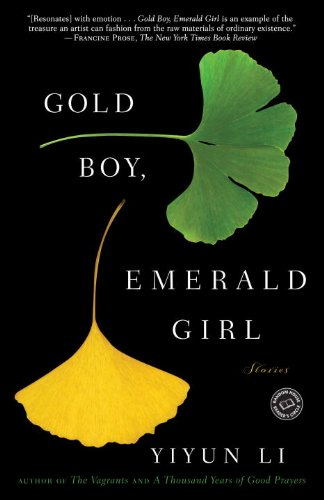 Gold Boy, Emerald Girl Stories  2011 edition cover