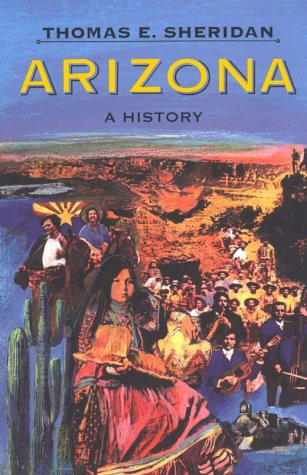 Arizona A History N/A edition cover
