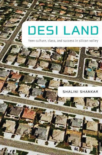 Desi Land Teen Culture, Class, and Success in Silicon Valley  2008 edition cover
