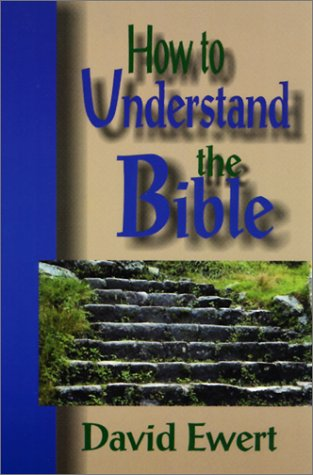 How to Understand the Bible   2000 edition cover