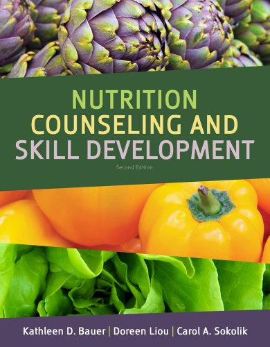 Nutrition Counseling and Education Skill Development  2nd 2012 edition cover