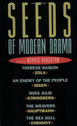 Seeds of Modern Drama  Reprint edition cover