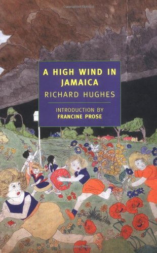 High Wind in Jamaica  Reprint edition cover