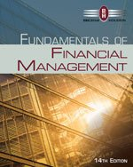 Fundamentals of Financial Management + Aplia, 2 Terms 12 Months Printed Access Card:   2015 9781305591158 Front Cover
