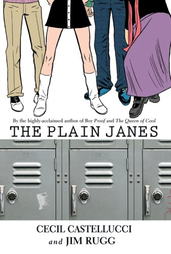 Plain Janes  Revised edition cover