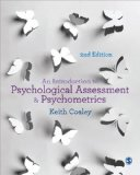 Introduction to Psychological Assessment and Psychometrics  2nd 2014 edition cover