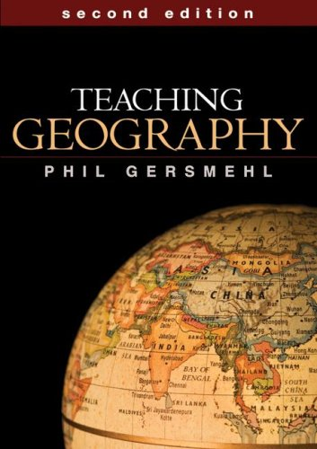 Teaching Geography, Second Edition  2nd 2005 (Revised) edition cover