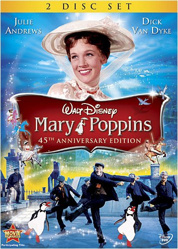 Mary Poppins (Two-Disc 45th Anniversary Special Edition) System.Collections.Generic.List`1[System.String] artwork