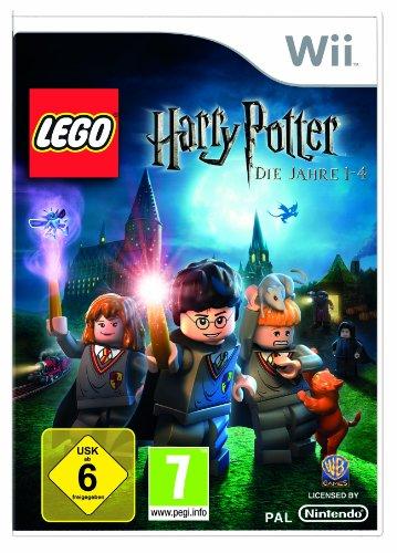 Lego Harry Potter - Die Jahre 1 - 4 Nintendo Wii artwork
