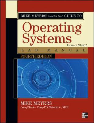 Managing and Troubleshooting PCs  4th 2013 edition cover