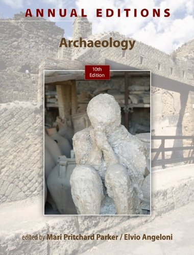 Annual Editions: Archaeology, 10/e  10th 2013 edition cover