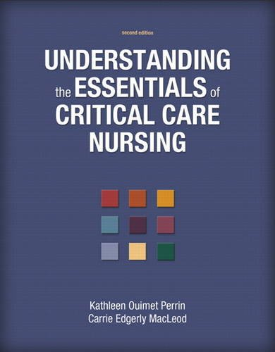 Understanding the Essentials of Critical Care Nursing  2nd 2013 edition cover
