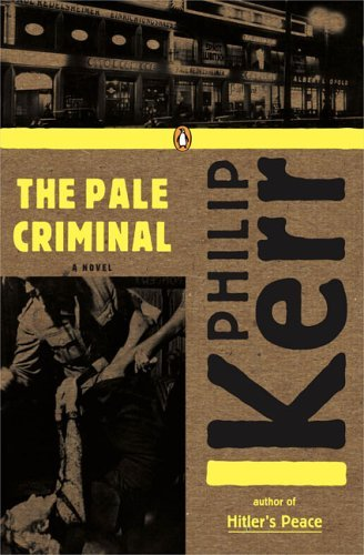 Pale Criminal   2005 9780142004159 Front Cover
