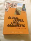 Global Issues, Local Arguments Readings for Writing 3rd 2014 edition cover