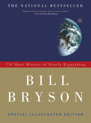 Short History of Nearly Everything   2005 edition cover