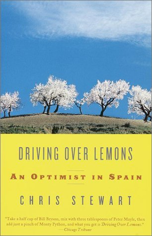 Driving over Lemons An Optimist in Spain Reprint edition cover