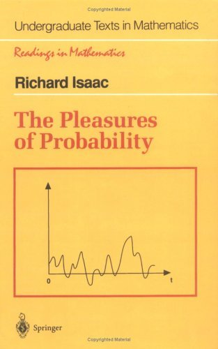 Pleasures of Probability   1995 9780387944159 Front Cover