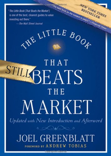 Little Book That Still Beats the Market  2nd 2010 edition cover