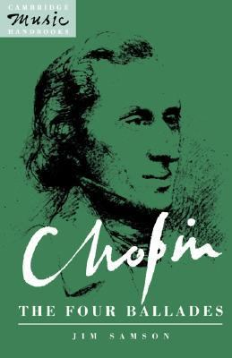 Chopin The Four Ballades  1992 edition cover