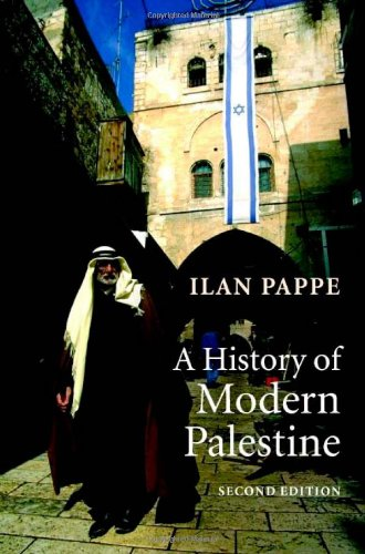 History of Modern Palestine One Land, Two Peoples 2nd 2006 (Revised) edition cover