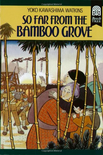 So Far from the Bamboo Grove  Reprint edition cover