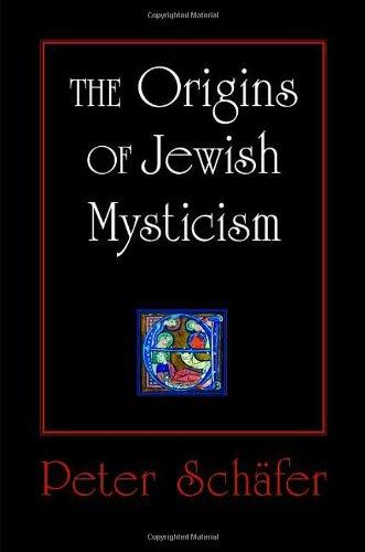 Origins of Jewish Mysticism   2011 edition cover