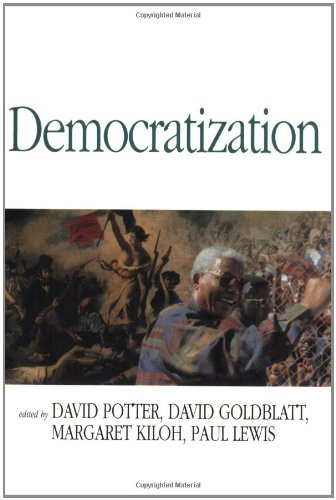 Democratization   1997 edition cover