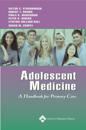 Adolescent Medicine A Handbook for Primary Care  2006 edition cover