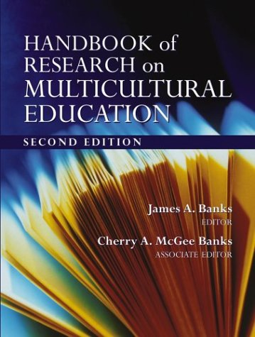 Handbook of Research on Multicultural Education  2nd 2004 (Revised) edition cover