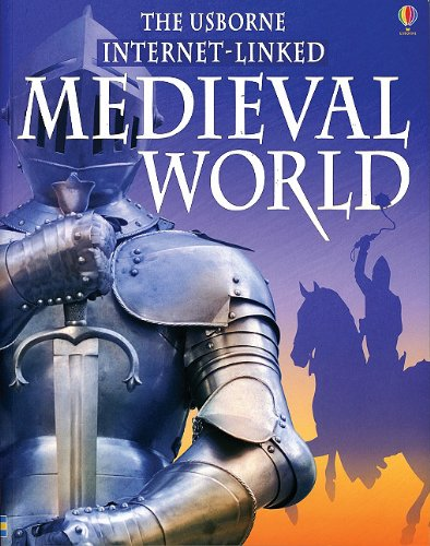 Medieval world - internet Linked  Revised  edition cover
