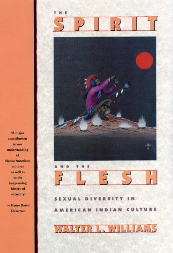 Spirit and the Flesh Sexual Diversity in American Indian Culture  1992 edition cover