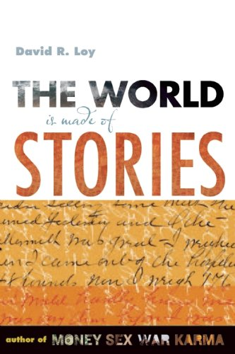 World Is Made of Stories   2010 edition cover