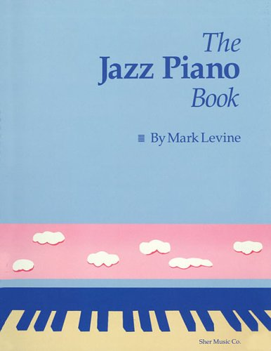 Jazz Piano Book 1st 1989 edition cover
