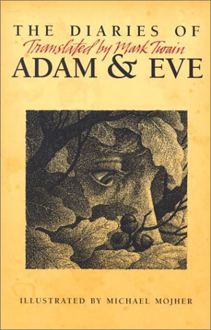 Diaries of Adam and Eve   1997 edition cover