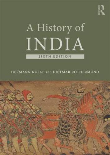 History of India  6th 2016 (Revised) 9781138961159 Front Cover