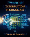 Ethics in Information Technology:   2014 edition cover